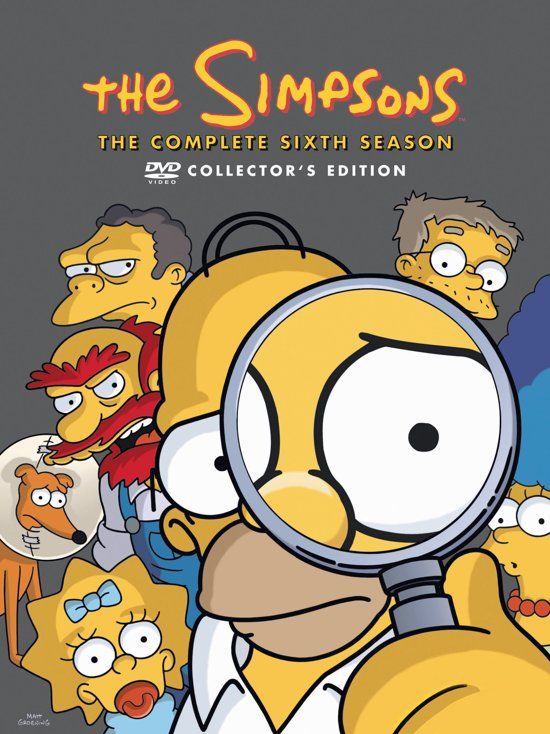 Simpsons Cartoon komische porno grote zwarte pik Toons