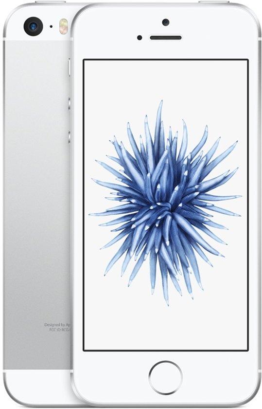 Apple iPhone SE - 128 GB - Zilver in Mignault