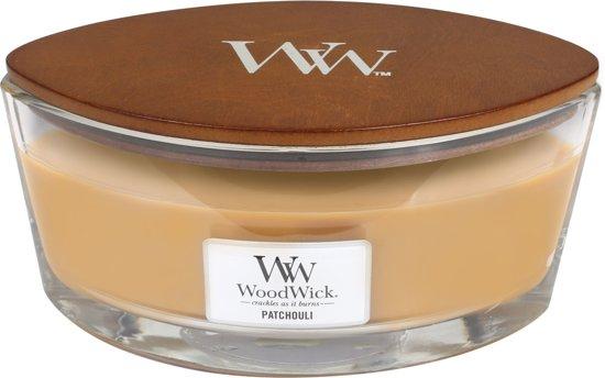 WoodWick® Heartwick Flame® Ellipse Patchouli