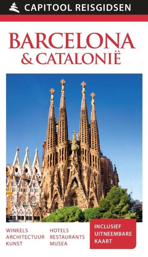 Capitool reisgids - Barcelona & Catalonië