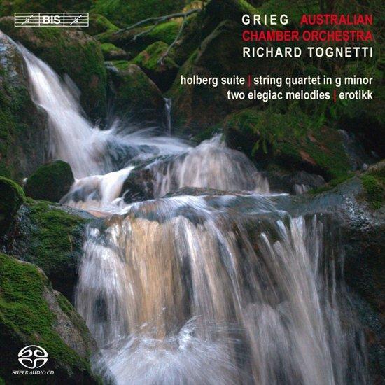 Grieg - String Favourites