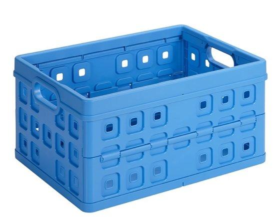 Sunware Square Vouwkrat 32L - blauw