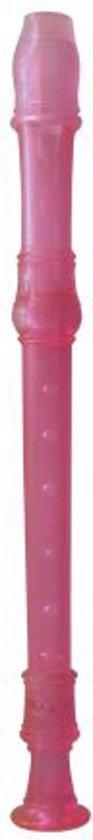 Blokfluit Suzuki pink