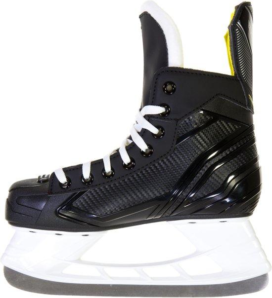 Bauer Schaatsen - Maat 36 - Unisex - zwart/geel/wit