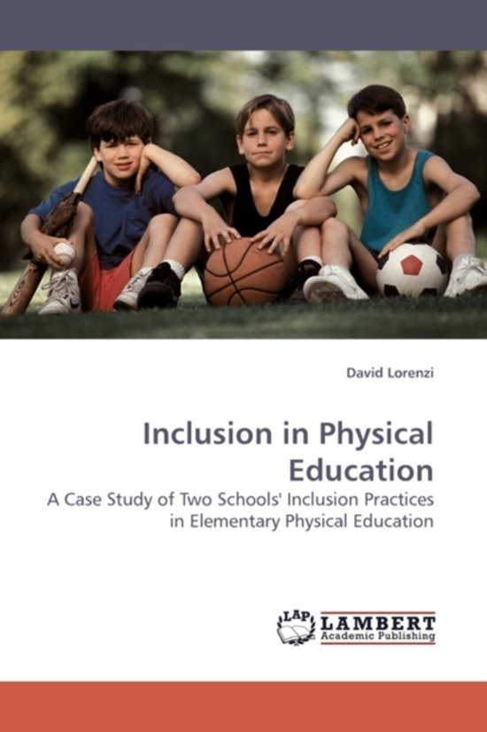 physical education and inclusion This presentation will discuss the factors influencing general physical education teachers' inclusion behaviors.