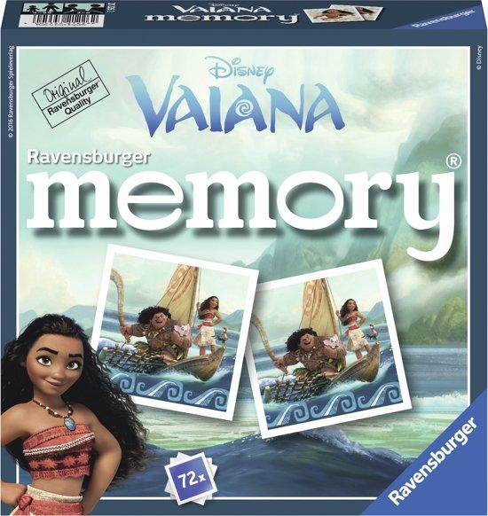 Afbeelding van het spel Ravensburger Disney Vaiana memory®