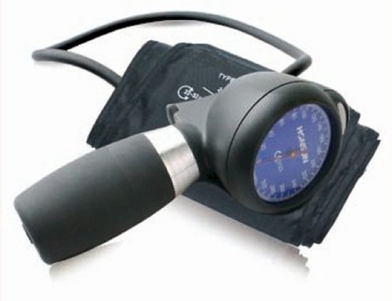 Handmatige bloeddrukmeter, palm type, heavy duty (incl. kwalitatief hoogwaardige stethoscoop) ST-P40X