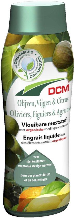 DCM Vloeibare voeding voor olijven en vijgen 800ml
