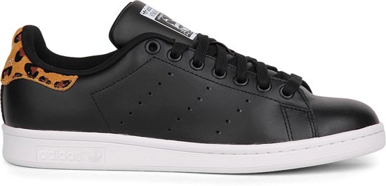 adidas stan smith zwart luipaard