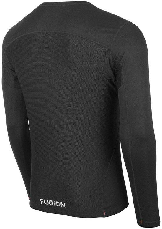 Fusion Sweatshirt Zwart C3 Heren Xxl LqSc45j3AR