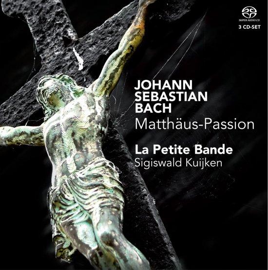 Matthäus-Passion (SACD)