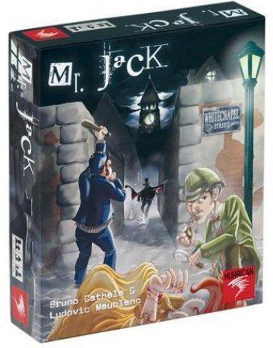 Mr. Jack - Bordspel