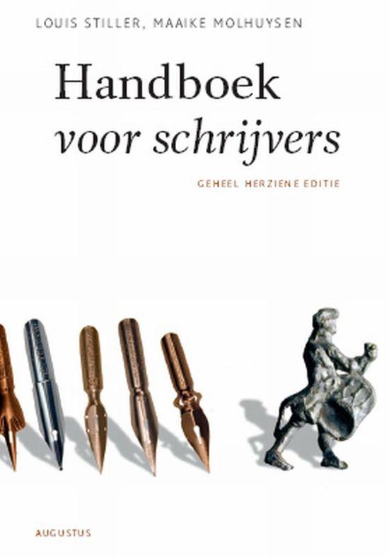 Handboek voor schrijvers