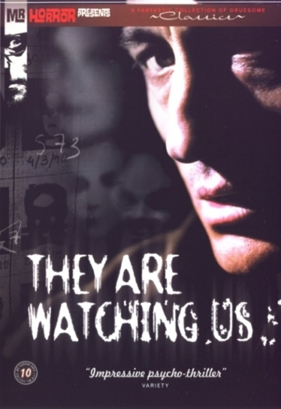 Cover van de film 'They Are Watching Us'
