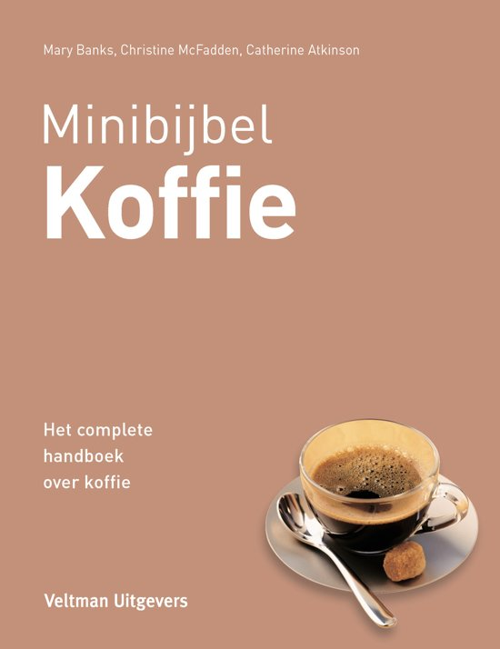 Boek cover Minibijbel - Koffie van Mary Banks (Hardcover)