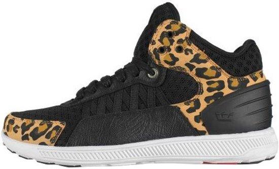 Chaussures Supra Haute Hommes Vaider De Taille Noir / Gris 44,5