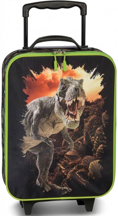 Fabrizio Dinosaurus - Trolley - 40x30x15cm - Multi