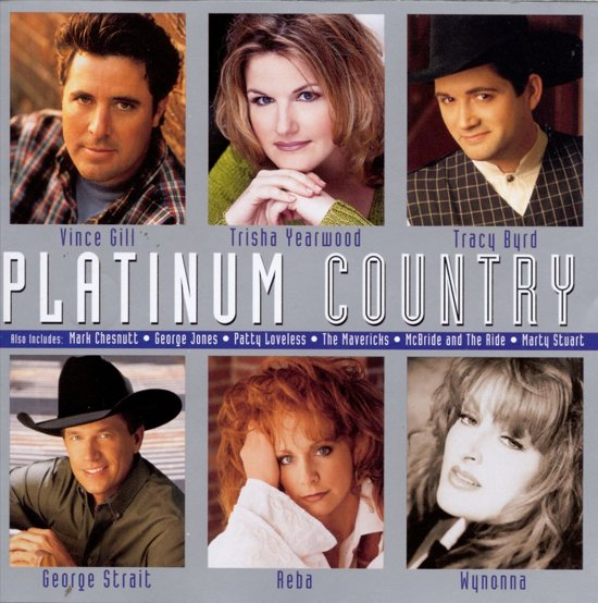 Platinum Country (MCA/Nashville)