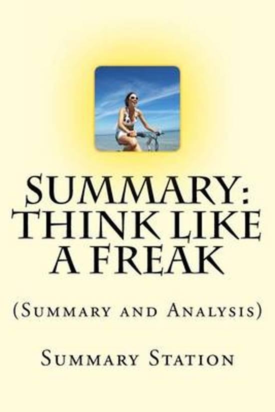 freakonomics summary