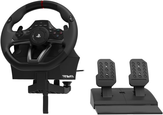 Hori Apex Racestuur - Official Licensed - PC + PS4 + PS3