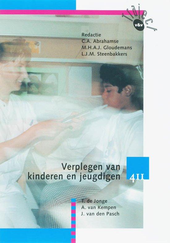Traject V V 411 Verplegen van kinderen en jeugdigen