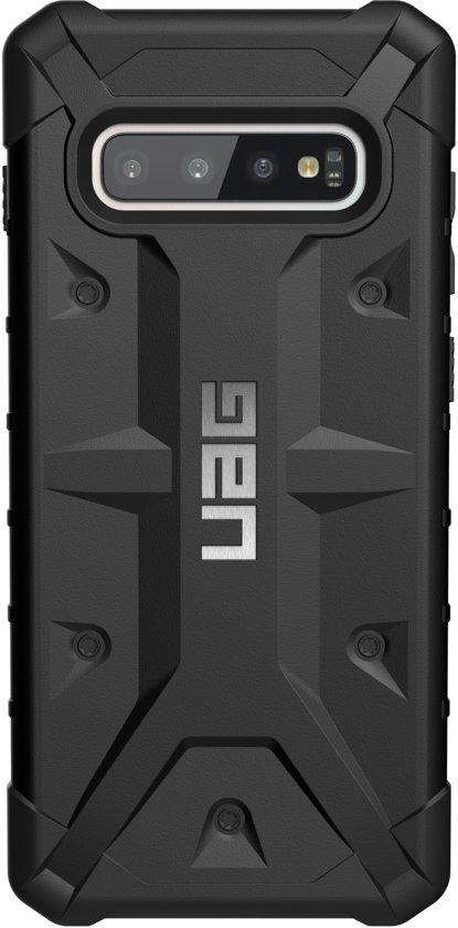 UAG Pathfinder Backcover hoesje voor de Samsung Galaxy S10 Plus - Zwart
