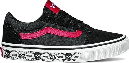 e81d70e06e46f2 bol.com | Vans Ward Sneakers Kids Jongens - maat 29 - (Vans Skull ...