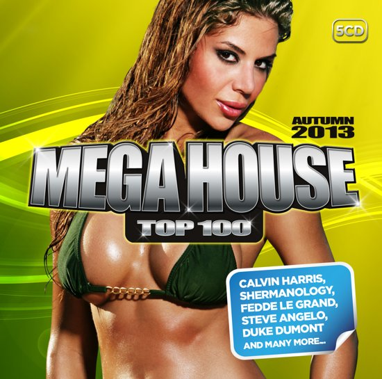 Mega House Top 100 Autumn 2013