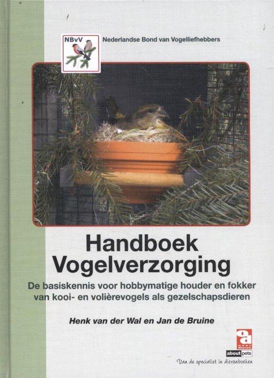 Handboek Vogelverzorging