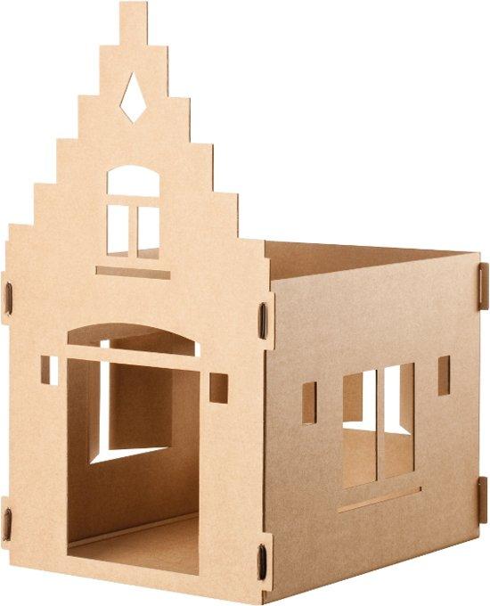 KEK Amsterdam Mighty Mansion - Kattenpandje - Karton