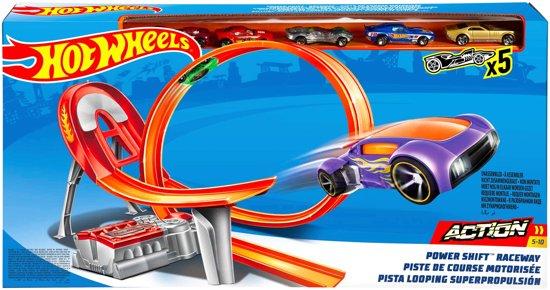 Power Wheels hoge snelheid hook up