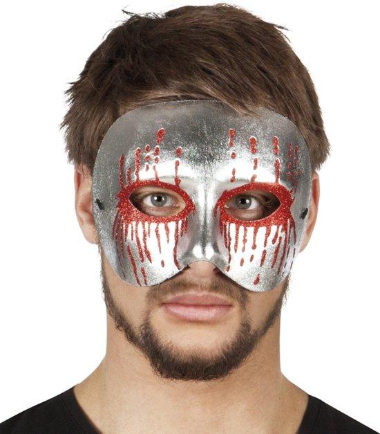 12 stuks: Masker Bloodshot