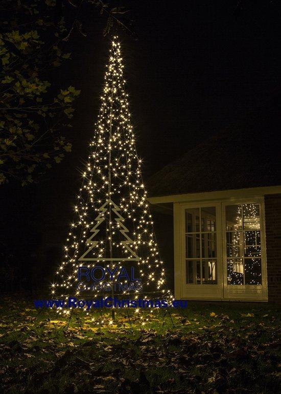 fairybell kerstboomverlichting voor buiten lengte 420 cm 400 warm led lampjes