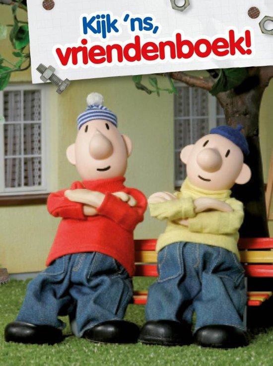 SET Vriendenboek Buurman & Buurman / 3x8,95