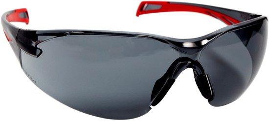 4Tecx - Veiligheidsbril - Smoke
