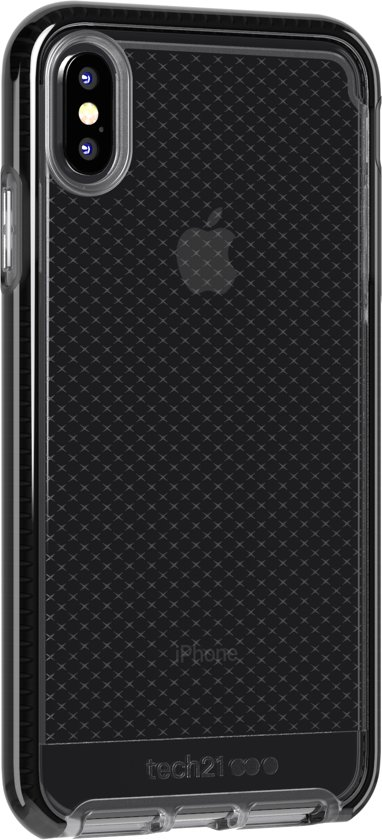 new product 75c72 3e514 Tech21 Evo Check iPhone Xs Max - smokey/black