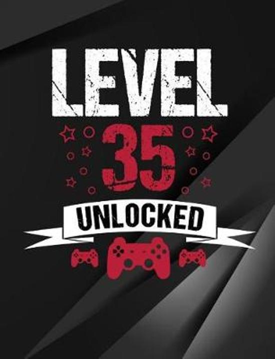 Level 35 Unlocked