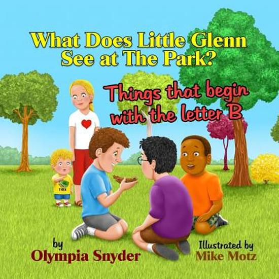 What Does Little Glenn See at the Park?