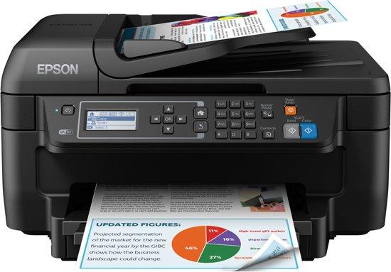 Epson WorkForce 2750DWF - All-in-One Printer