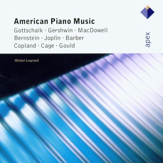 Michel Legrand - American Piano Music