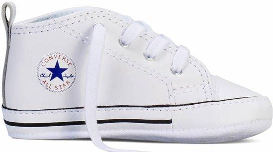 48c2da279fc bol.com | Converse First Star Hi Sneakers - Maat 19 - Unisex - wit