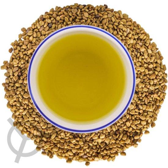 Fenegriek thee biologisch (fenegriekzaad) 50 g