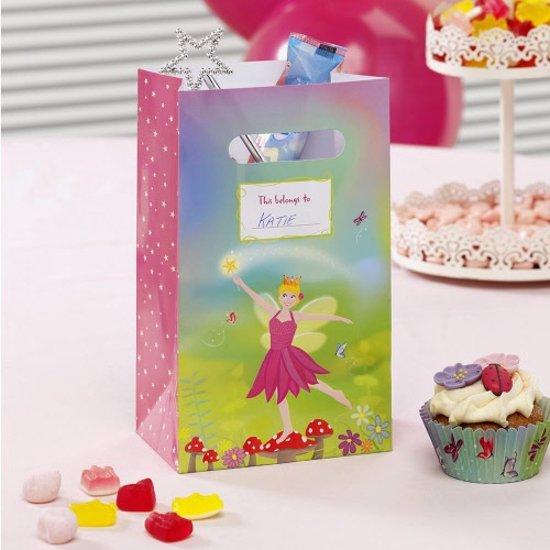 Bolcom Meisjes Verjaardag Decoraties Fairy Princess Neviti
