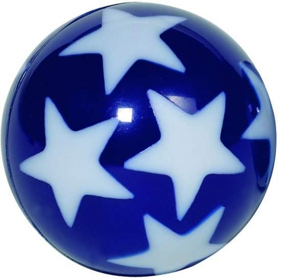 Stuiterbal Met Licht : Bol goki stuiterbal fluorescerende sterren mm goki