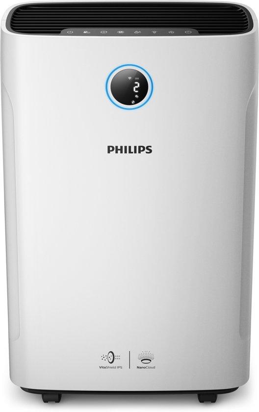 Philips AC3829/10 - Luchtreiniger- & bevochtiger - Combi