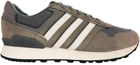 adidas 10k sneakers grijs heren