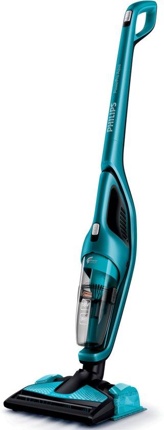 Philips PowerPro Aqua FC6404/01 - Steelstofzuiger 3-in-1 - Turquoise