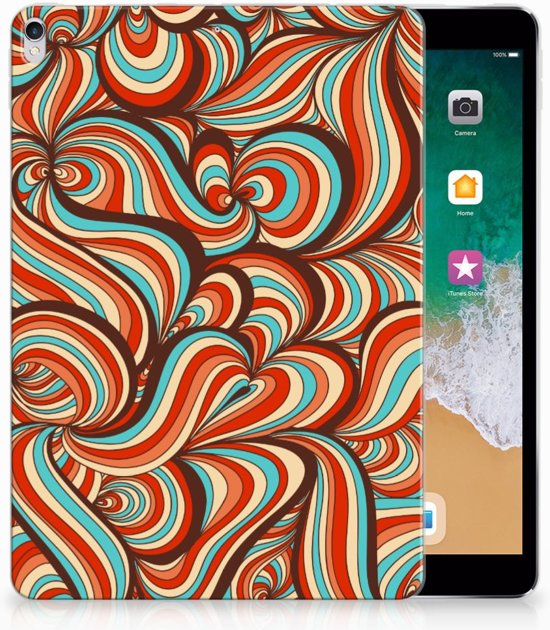 Apple iPad Pro 10.5 Tablethoesje Design Retro