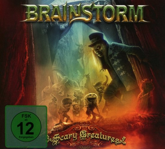 Scary Creatures -Cd+Dvd-