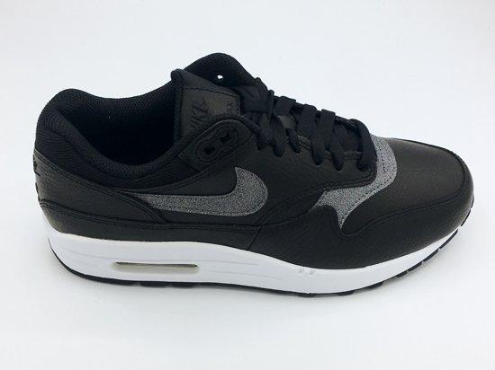 Se Sneakers Nike Zwart Max Dames Air 1 5 grijs Maat wit 38 7nqrItq